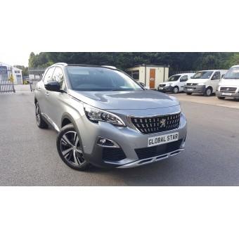 2017 Peugeot 3008 ALLURE