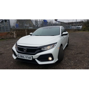2018 BRAND NEW HONDA CIVIC EX CAR