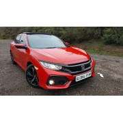 2018 BRAND NEW HONDA CIVIC EX RED