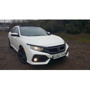 2019 BRAND NEW HONDA CIVIC EX WHITE