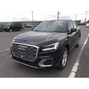 2018 Audi Q2 Sports