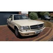 1983 Mercedes 500 Classic