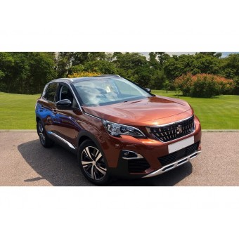 2018 BRAND NEW PEUGEOT 3008 - Open & Go, Smart Charging Plate EXCLUSIVE DEAL FOR PERMIT HOLDERS