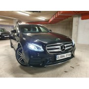 2018 MERCEDES E220D ESTATE BLACK
