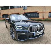 2019 BMW 740LI M SPORT