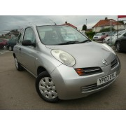 2004 Nissan Micra 1.2 S 5dr