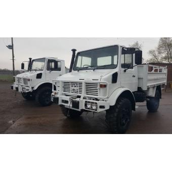 1992 MERCEDES BENZ UNIMOG U1300L EX-ARMY