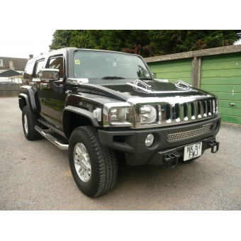 2008 HUMMER RHD  Right Hand Drive
