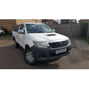 2012 TOYOTA HILUX SINGLE CAB