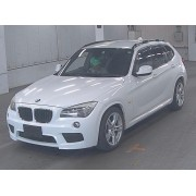 2011 BMW X1 WHITE