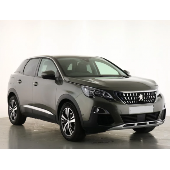 2017 Peugeot 3008 Allure Amazonite Grey