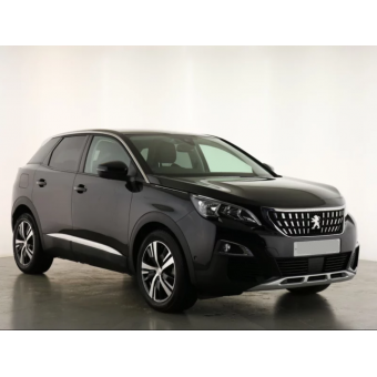 2017/Dec Peugeot 3008 Allure Black
