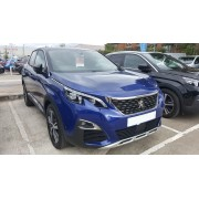 2017 Peugeot 3008 GT Line in Metalic Blue