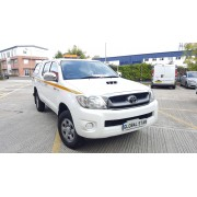 2011 TOYOTA HILUX HL2 MANUAL