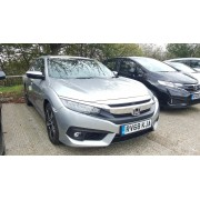 2019 BRAND NEW HONDA CIVIC EX  TECH PACK saloon