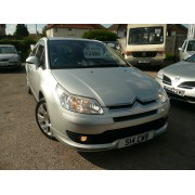 2006 Citroen C4 1.6i 16V VTR Plus 5dr