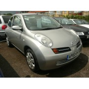 2003 Nissan Micra 1.2 16v SE..Just Serviced