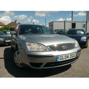 2004 Ford Mondeo 1.8 Mistral 5dr