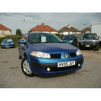 2004 Renault Megane Scenic 1.6 VVT Authentique 5dr