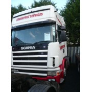 1997 SCANIA R144 6X2 TRACTOR