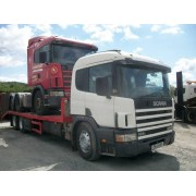 1997 SCANIA FLAT BED