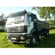 1998 MERCEDES BENZ 3234 8X4 TIPPER