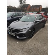 2019 BRAND NEW HONDA CIVIC EX TECH - POLISED