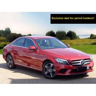 2018 MERCDES BENZ C200 SPORTS LATEST MODEL
