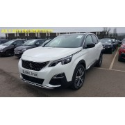 2019 BRAND NEW PEUGEOT 3008 GT LINE - JULY