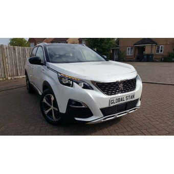2019 BRAND NEW PEUGEOT 3008 PEARL WHITE
