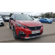 2019 BRAND NEW PEUGEOT 3008 GT LINE SPEC ULTIMATE RED