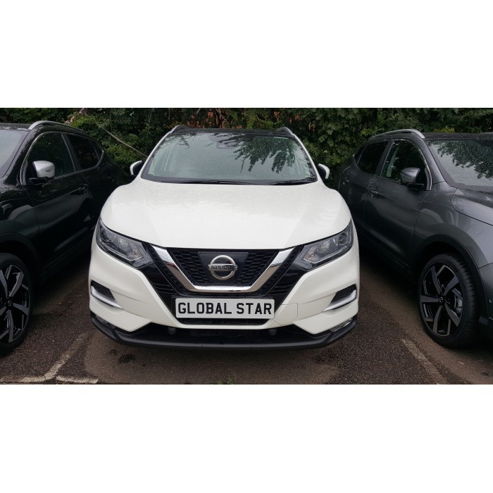 2018 brand new nissan qashqai tekna plus pearl white. Black Bedroom Furniture Sets. Home Design Ideas