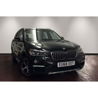 2018 BMW X1 sDrive18i xLine
