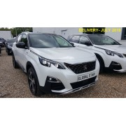 2019 BRAND NEW PEUGEOT 3008 GT LINE - JULY DELIVERY