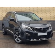 2018/MAR PEUGEOT 3008 ALLURE - BLACK