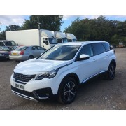 2018 BRAND NEW PEUGEOT 5008 ALLURE - ELECTRIC TAIL GATE & PUSH START