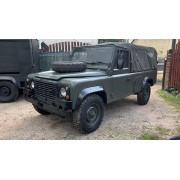 1987 LAND ROVER DEFENDER 110 - EX ARMY