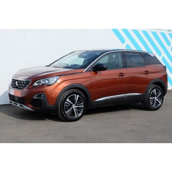 2018 BRAND NEW PEUGEOT 3008 ALLURE PANOROMIC GLASS ROOF + ELECTRIC TAILGATE - EXCLUSIVE DEAL FOR PERMIT HOLDERS