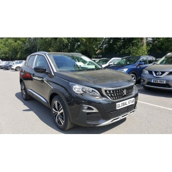 2018 BRAND NEW PEUGEOT 3008 Allure SUV Nera Black