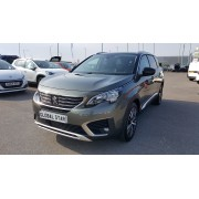2017 Peugeot 5008 Allure Amazonite Grey