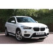 2017 BMW X1 Series X1 sDrive18i Sport 1.5 5dr