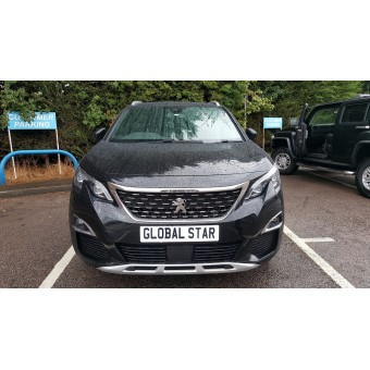 2017/SEPT PEUGEOT 3008 GT LINE SPEC HIGH SPEC CAR