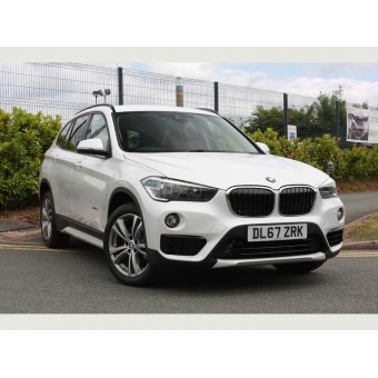 2017 BMW X1 Series X1 sDrive18i Sport 1.5 5dr Car