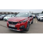2020 PEUGEOT 3008 GT LINE SPEC - ULTIMATE RED