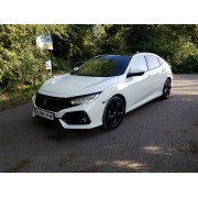 2019 BRAND NEW HONDA CIVIC EX TECH PEARL WHITE