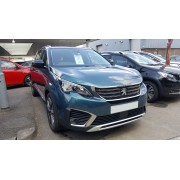 2018/APRIL Registered PEUGEOT 5008 ALLURE NERA BLACK ROOF & MIRRORS